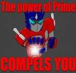 The Power of Prime Compels You!